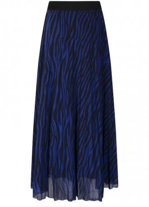 121320 17 [Skirt (long)] 009995 Print Bl