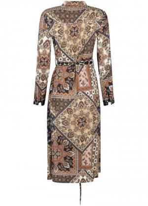 1200 8 [Dress] 009998 Print Bl
