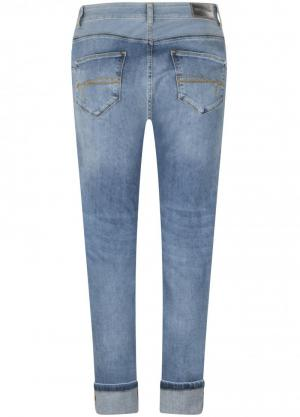 1214 21 [Trousers] 000050 Mid Blue