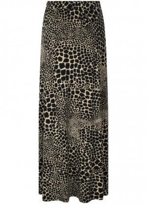 121180 17 [Skirt Jersey] 009991 Print Ne