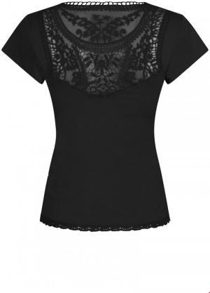 121140 19 [Top Jersey] 009000 Black