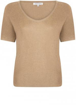 121015 11 [Jumper S-S Knitwear 002020 Mid Sand