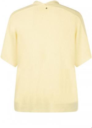 121025 6 [Cardigan Knitwear] 003050 Soft Yel