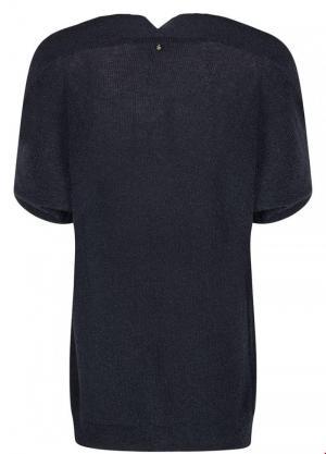 121025 6 [Cardigan Knitwear] 005051 Dark Ind