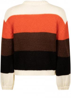 121010 11 [Jumper L-S Knitwear 001400 Cream